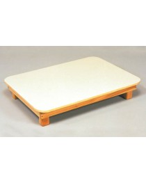 Powder Board With Folding Legs