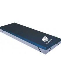 Gel Mattress Overlay Bariatric 42 x80 x4