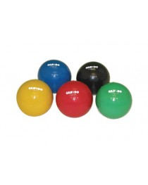 Hand Weighted Ball 1 kg/ 2.2 lbs Yellow