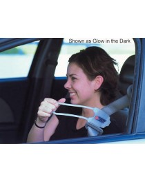 Seat Belt Handle  Easy Reach Black (Pack/2)
