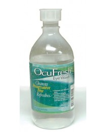 Eye Wash Bottle- Filled-5 oz.
