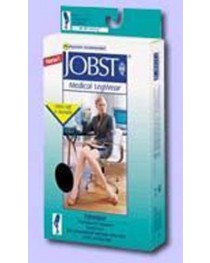 Jobst Ultrasheer 20-30 Thigh-Hi Black Medium (pair)