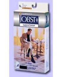 Jobst For Men 15-20 Knee-Hi White X-Large (pair)