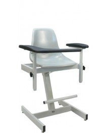 Fiberglass Seat Blood Drawing Chair