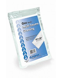 Multi Trauma Dressing Sterile 10  x 30  Each