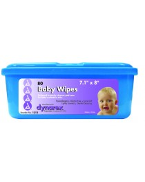 Baby Wipes 7  X 8  Tub/80
