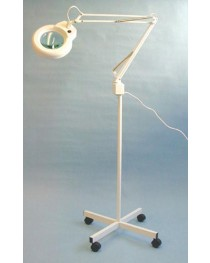 Magnifying Exam Lamp- 3 Diopter- Caster Base