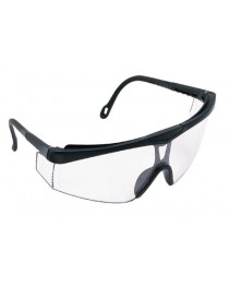Safety Spectacles Black Frame