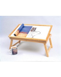 Bed Tray Wooden-Tilt
