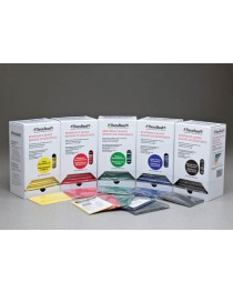 Theraband Dispenser Package Black  30-5' Bands