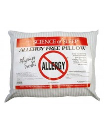Allergy-Free Pillow Standard 15.5  x 23