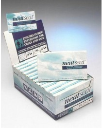 Neat Seat Toilet Protector Display Pack  Bx/240