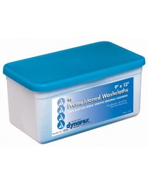 Washcloths - Premoistened And Disposable  Tub/46