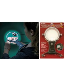 Magnifier Hands-Free 4  Lighted