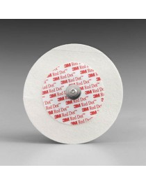 Red Dot Electrode Bag/50 6 cm. Diameter