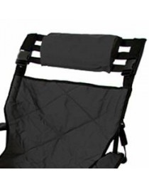 Chair Bariatric Folding Travel (Mr. Big) Black