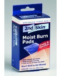 2nd Skin Burn Pad 2x3 Bx/4