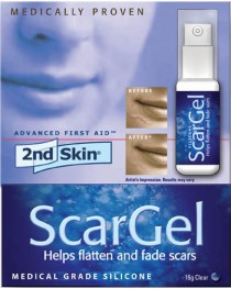 Spenco 2nd Skin Scar Gel 15 gram Pump