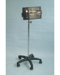Ultra Violet 800 Watt Exam Lamp- Caster Base