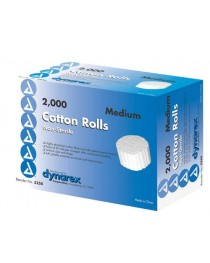 Cotton Roll Non Sterile 1/5  x 3/8  Bx/2000
