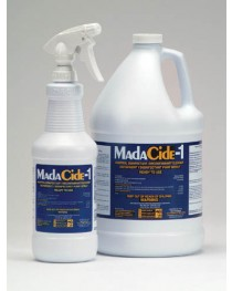 Madacide -1  32 oz. Spray Disinfectant/Cleaner