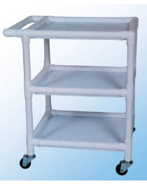 PVC Supply Utility Cart