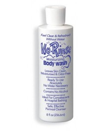 No Rinse Body Wash  8 oz.
