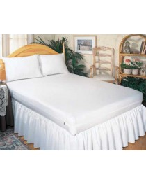 Mattress Protector-Zippered- Full 54 x75 x9