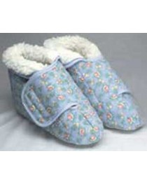Sherpa Fleece Slippers Female Large 9-10