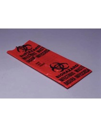 Infectious 'Bio-Hazard  Waste Bags-Disp/30 gallon  Cs/250