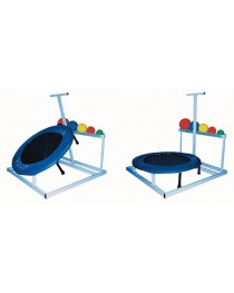 Rebounder Exercise Kit - Complete Package
