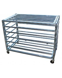 Equipment Storage Cart 45 W x 23 D x 34 H