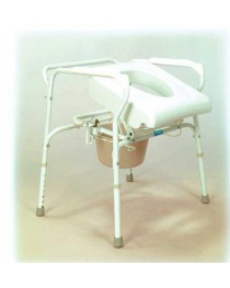 Uplift Commode Assist - Self Powered Lifting Mechanism