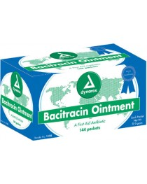 Bacitracin Ointment Bx/144 9 gm Foil Pack