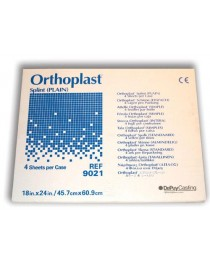 Orthoplast Splinting Material Perforated 24X36X1/8(ea sheet)