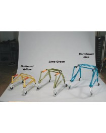 Walker Posterior Nimbo Ltwt. Junior  Lime Green