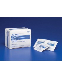 Webcol Alcohol Prep Pads Bx/200  Medium 2-Ply