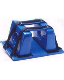 Super Blue Head Immobilizer Adult