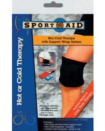 Hot & Cold Therapy Wrap Small- 5.75  x 10.5