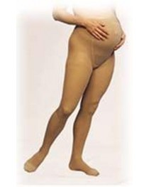Truform 15-20 Maternity Pantyhose Tall  Beige