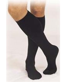 Truform 15-25 Men Sock Black Medium (pair)