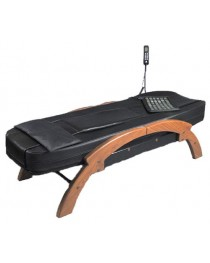 Siatsu Massage Bed w/ Infrared Heat- Single Jade Rollers
