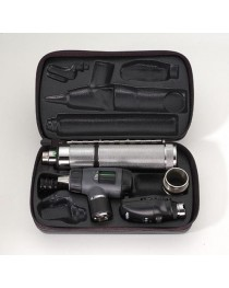 3.5v Halogen Coaxial Diag. Set Otoscope & Ophthalmoscope